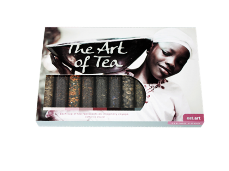 THE ART OF TEA SLEEVE VERSION