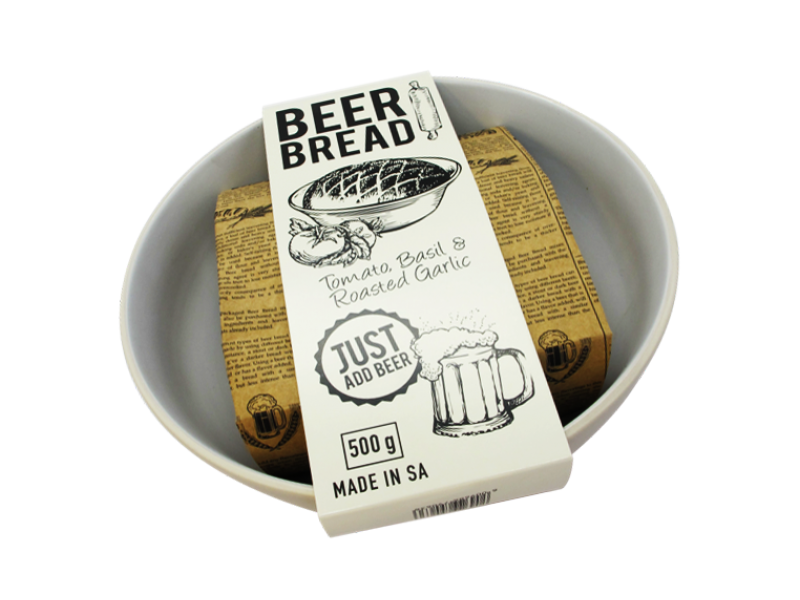 BEER BREAD-IN-A-BOWL