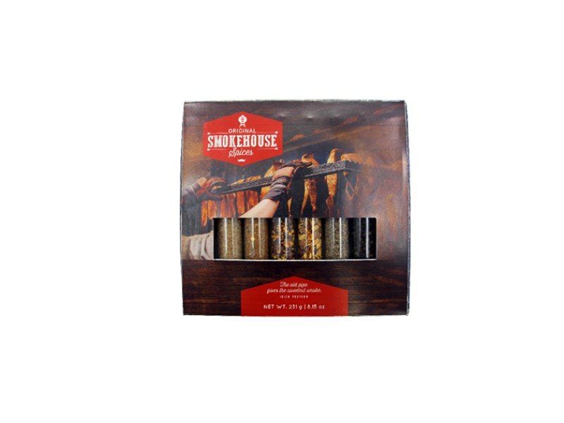 THE ORIGINAL SMOKEHOUSE 8-TUBE