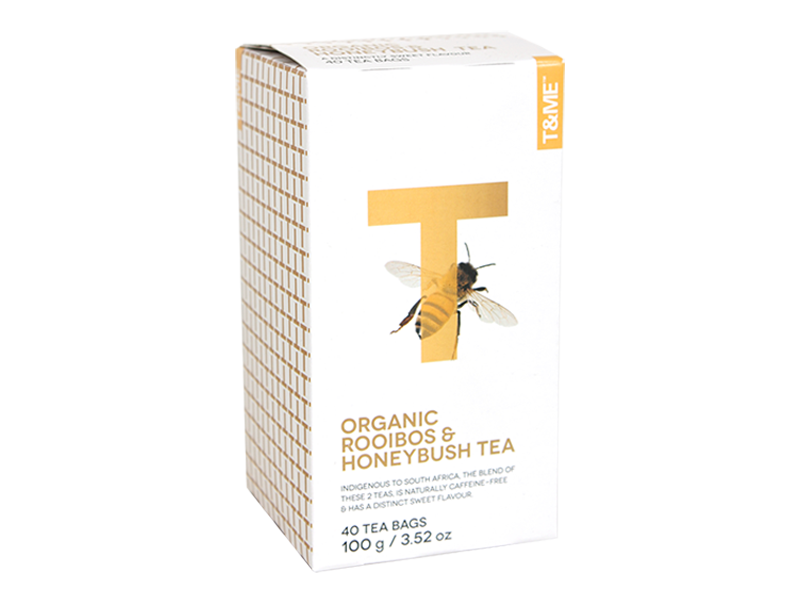 ORGANIC ROOIBOS & HONEYBUSH TEA